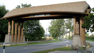 Das Tor zum Mönchgut