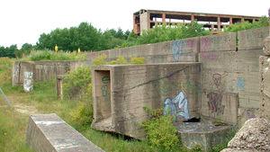 KDF-Bauwerk Prora - Alte Bunkeranlage