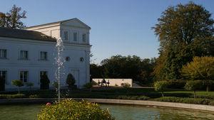 Der Schloßpark von Putbus
