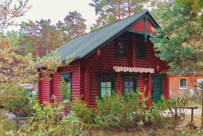 Ferienhaus, D�nenweg 108b, D-18586 Baabe